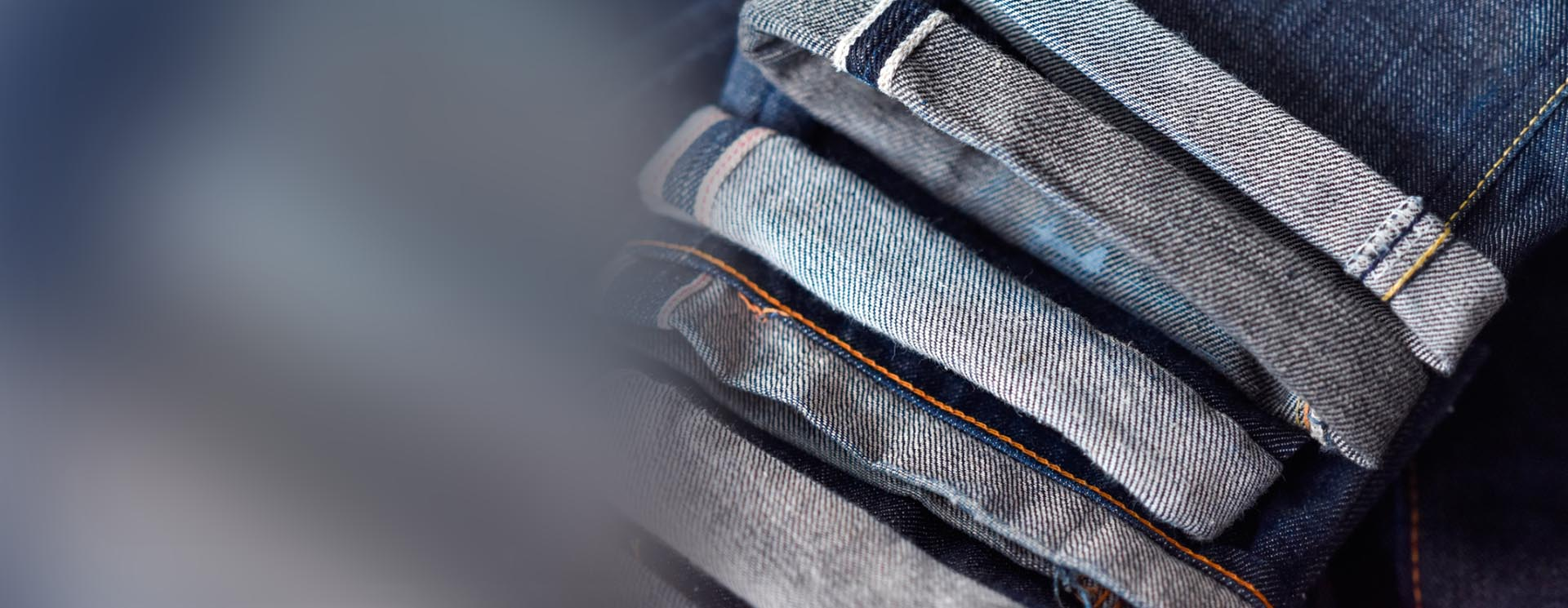 Denim should be a dynamic piece & something that develops character with every wear - wear Denim, wear Selvedge