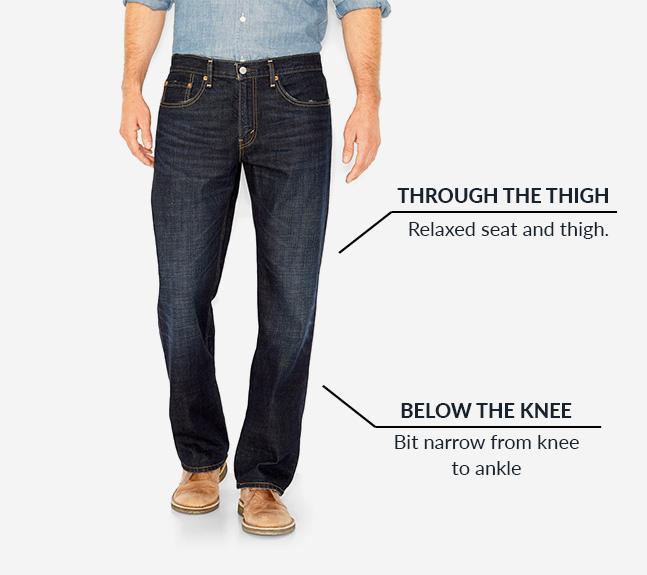 Comfort Straight Fit